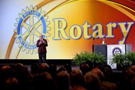 Ray Klinginsmith at RI Convention